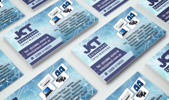 JCT Soluciones Informáticas