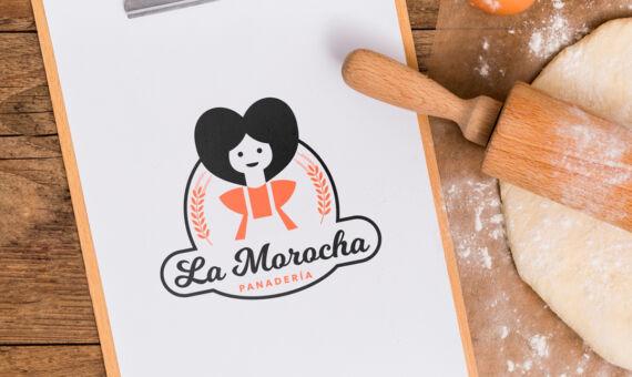 Logo La Morocha