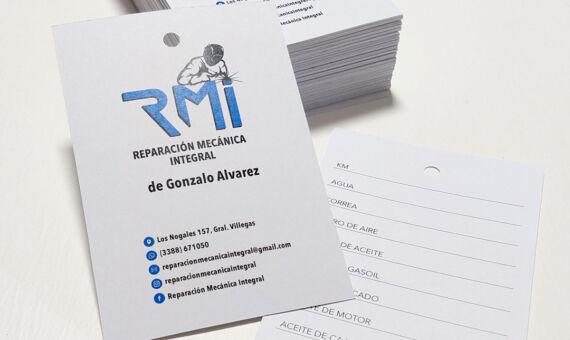 RMI Tarjetas Service